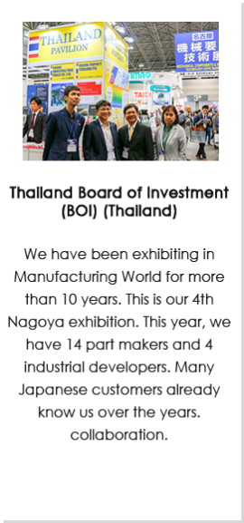 Thailand Board of Investment (BOI) (Thailand)