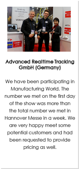 Advanced Realtime Tracking GmbH (Germany)